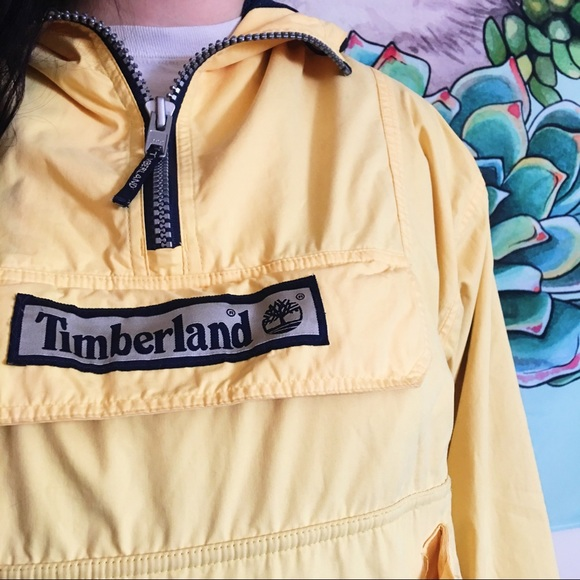 f8bfb7b1585 VINTAGE Timberland half-zip pullover jacket. M_5a91bf531dffda14df2a288f